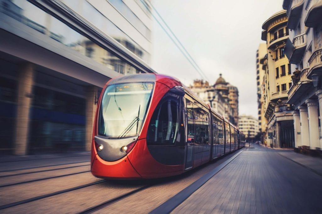 תחבורה ציבורית בקזבלנקה - Casa Tramway