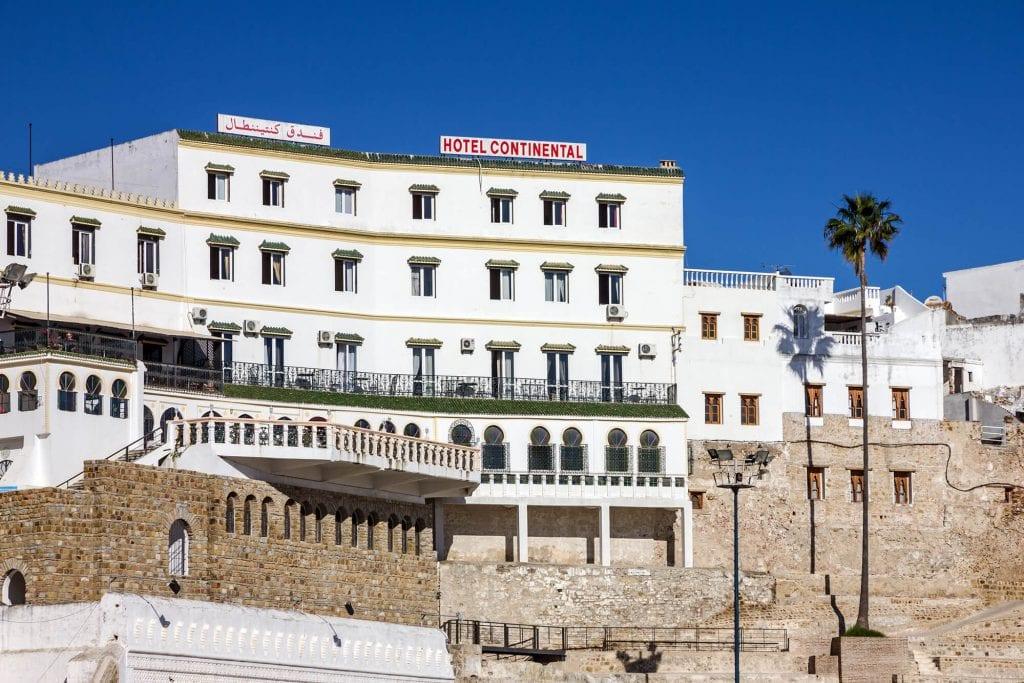 מלון אינטרקונטיננטל, טנג'יר, מרוקו