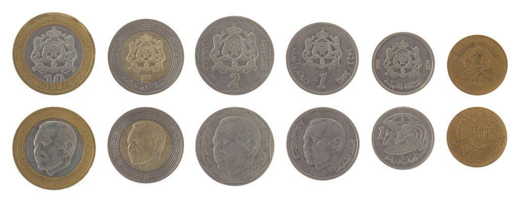 מרוקו - מטבע