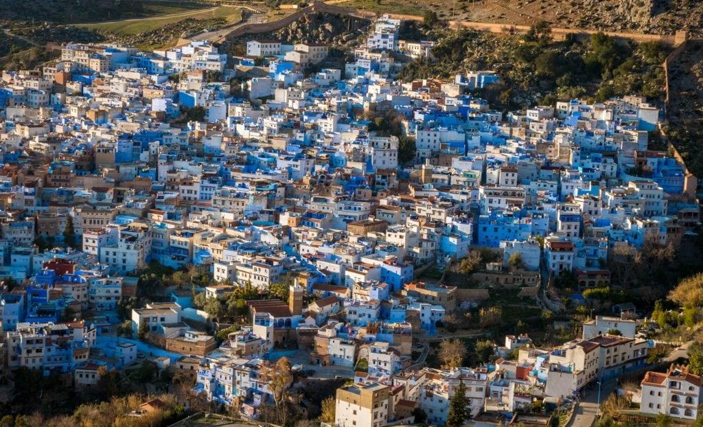 שפשוואן, מרוקו