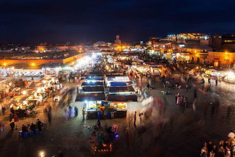 מרקש - ערים במרוקו