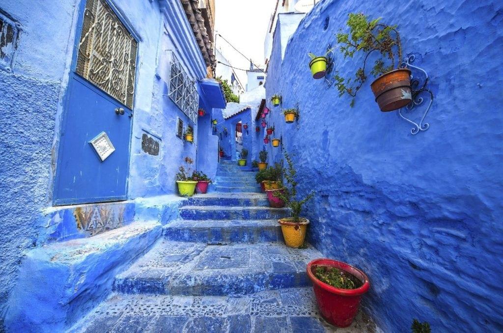 שפשוואן - טיול מאורגן למרוקו