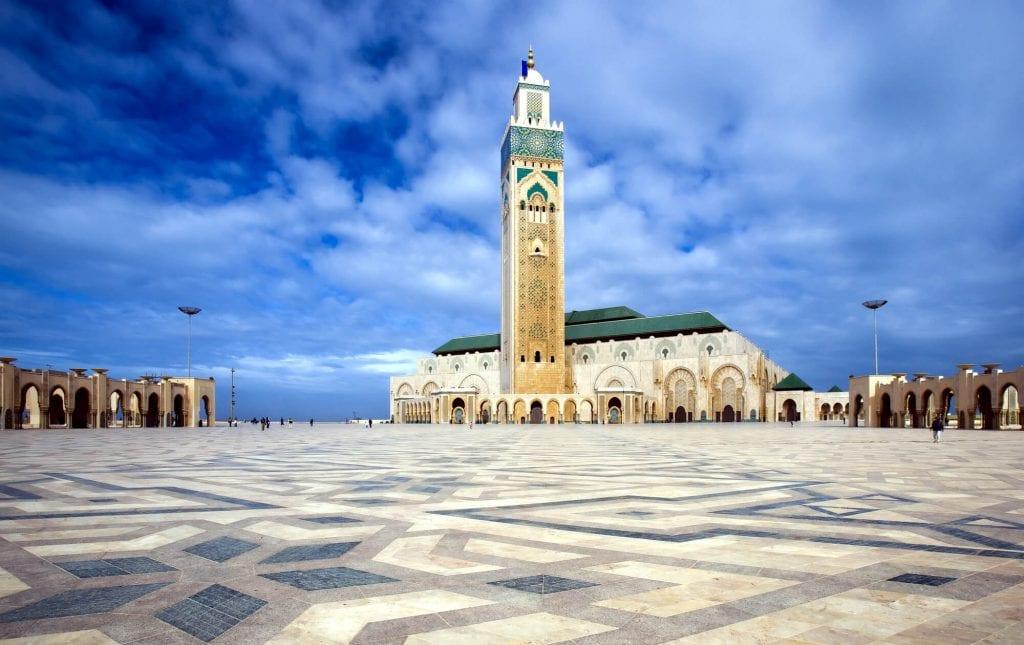 מסגד חסן השני, קזבלנקה - טיול צילום למרוקו