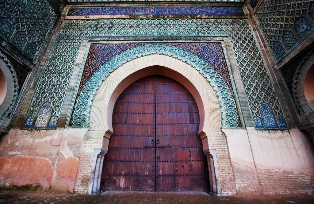מקנס - טיול עצמאי למרוקו