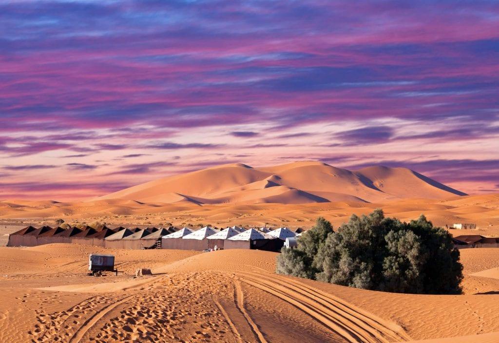 מרזוגה - טיול עצמאי למרוקו