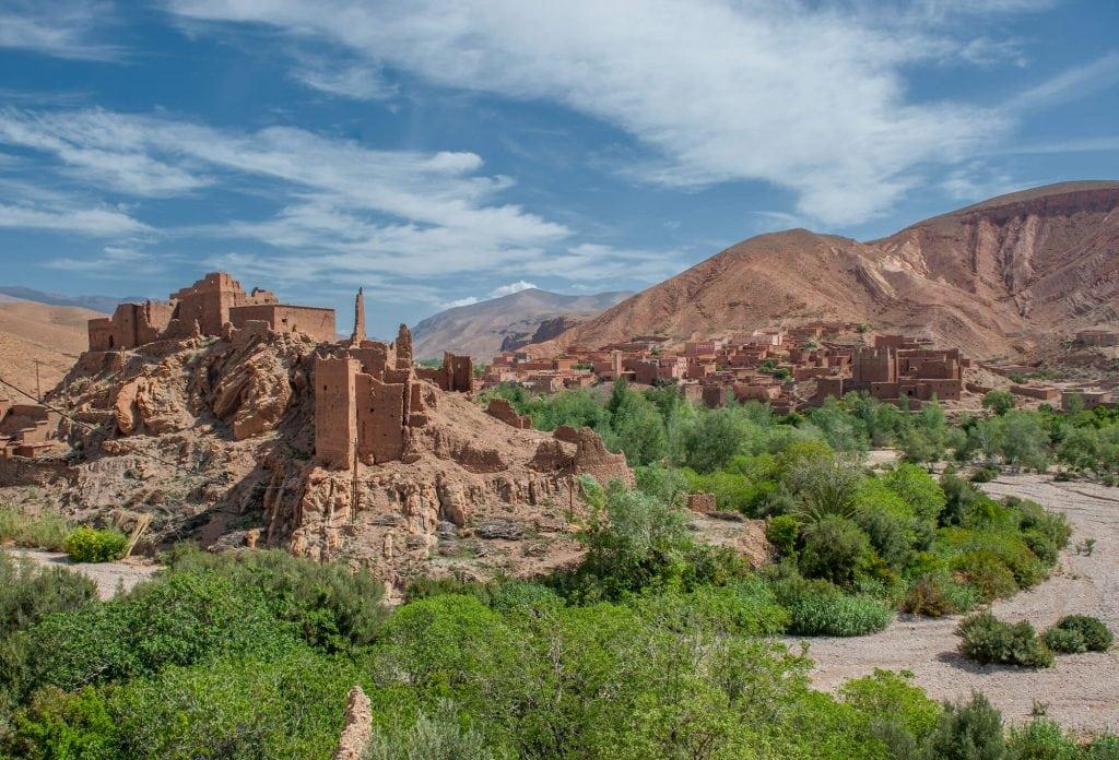 עמק דאדס - טיול עצמאי למרוקו
