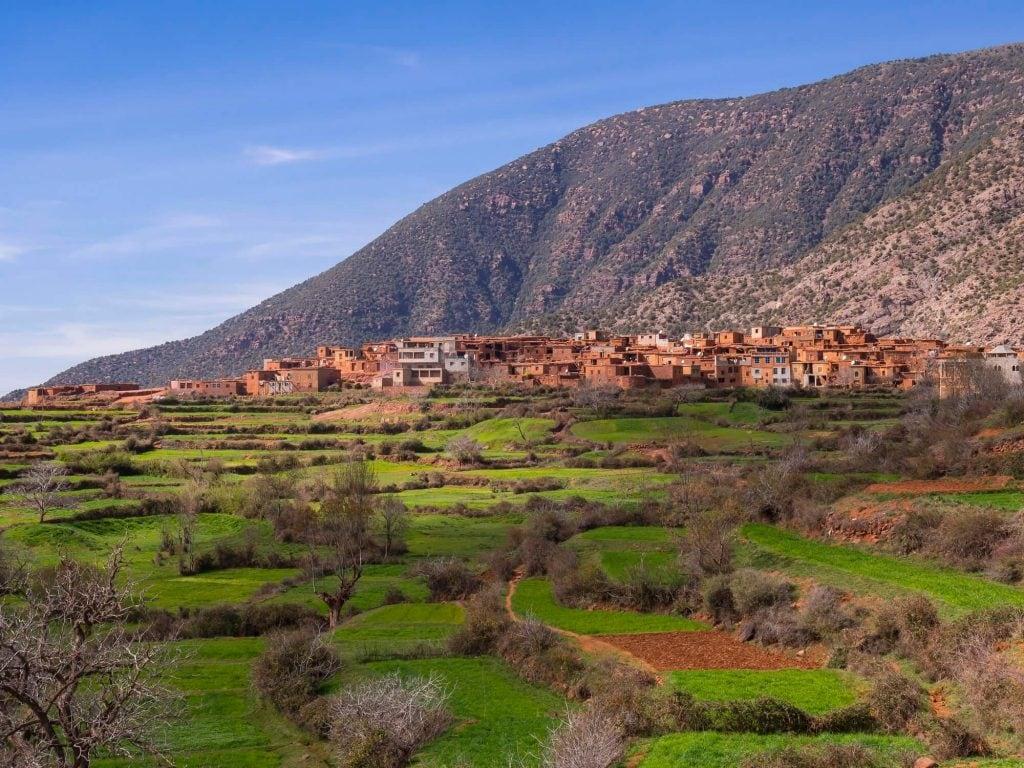 עמק האאוריקה - טיול עצמאי למרוקו עד 14 יום