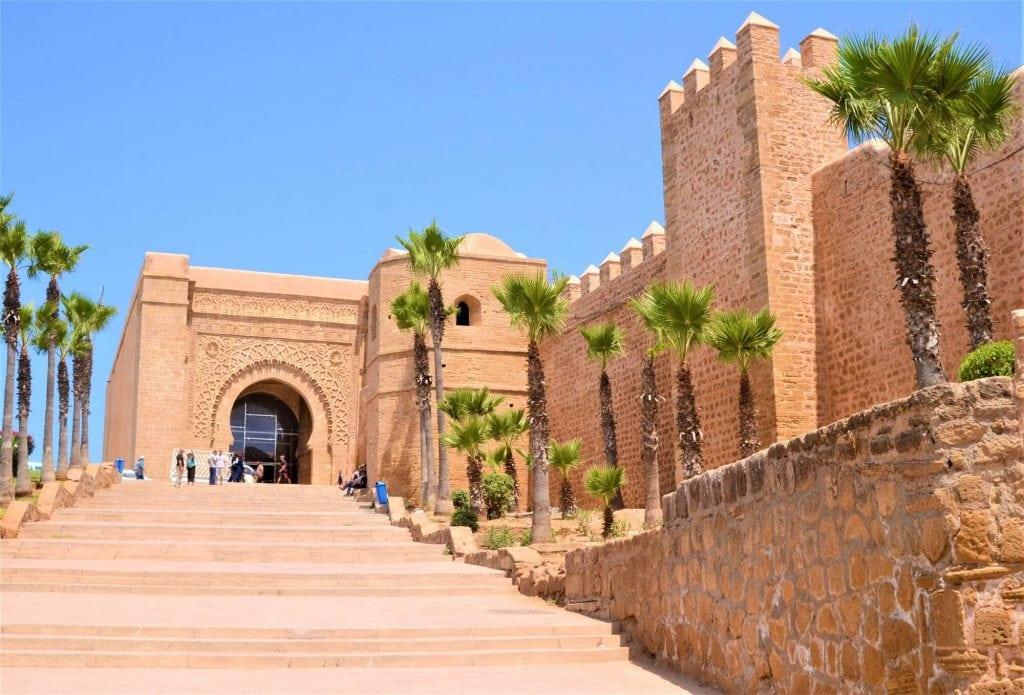 רבאט - טיול עצמאי למרוקו