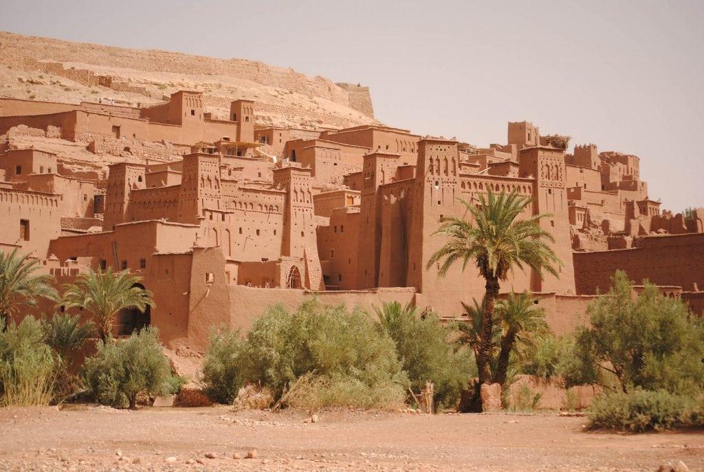 אית בן חדו - טיול עצמאי למרוקו