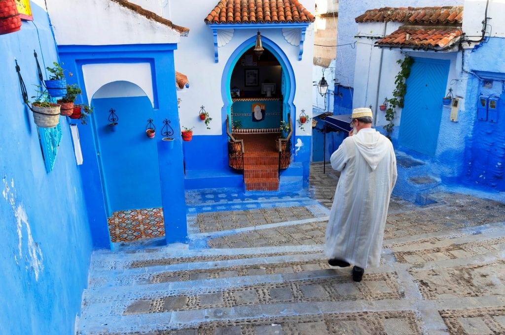 שפשוואן - טיול צלמים למרוקו