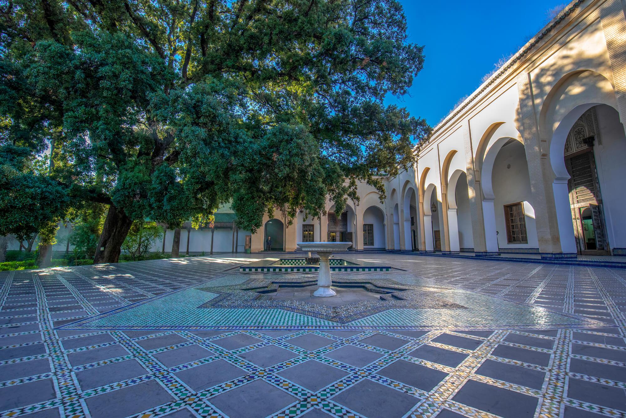 מוזיאון דאר בטחה בעיר פס, מרוקו