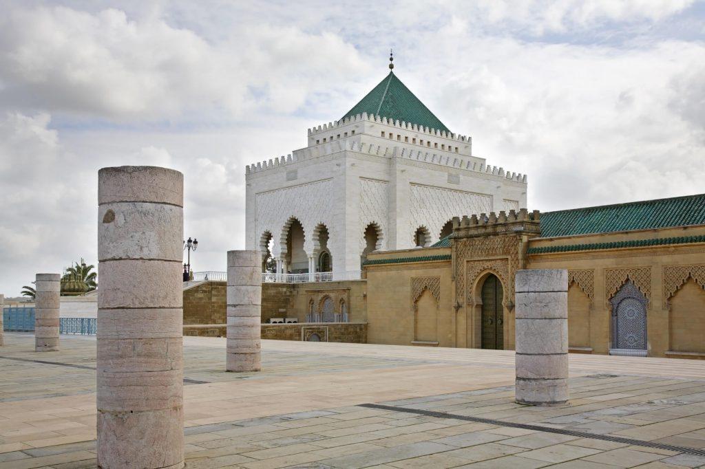 מגדל חסן - בראבט במרוקו