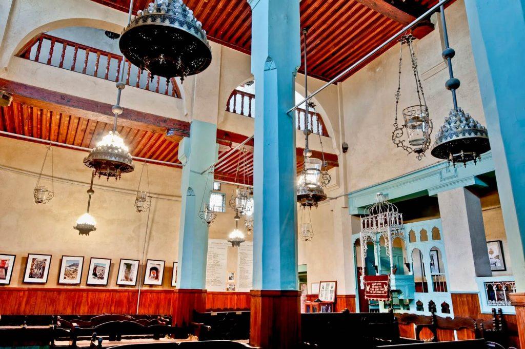 בית הכנסת אבן דנאן, יהדות פאס מרוקו