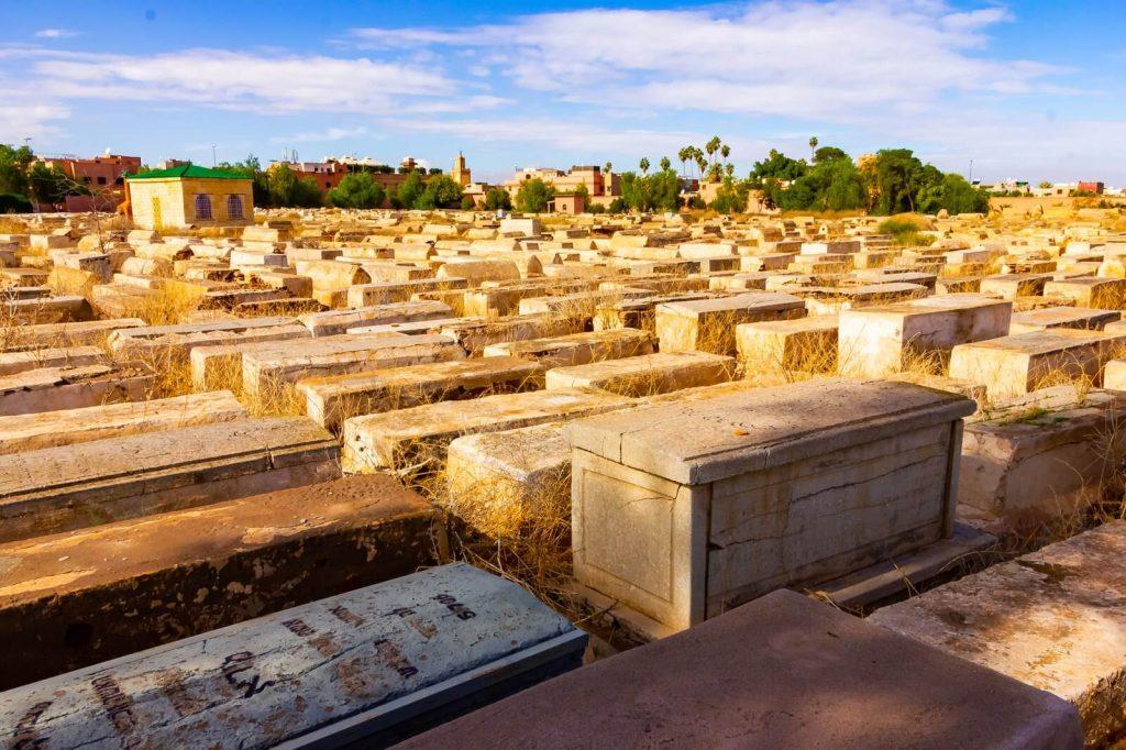 בית קברות יהודי מרוקו, מרקש