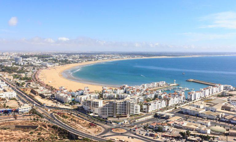 אגאדיר - עיר הנופש של מרוקו
